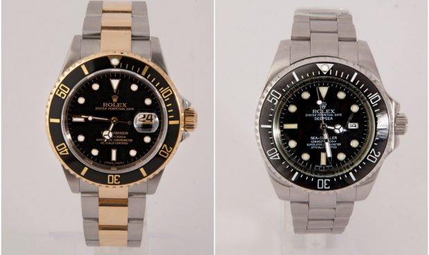 52042a919bb6 Solo uno di questi Rolex è vero. Ecco sei modi per capire se avete in mano  un falso – Business Insider Italia