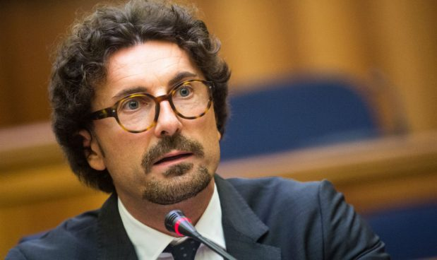 Toninelli: stop Tav con accordo Parigi