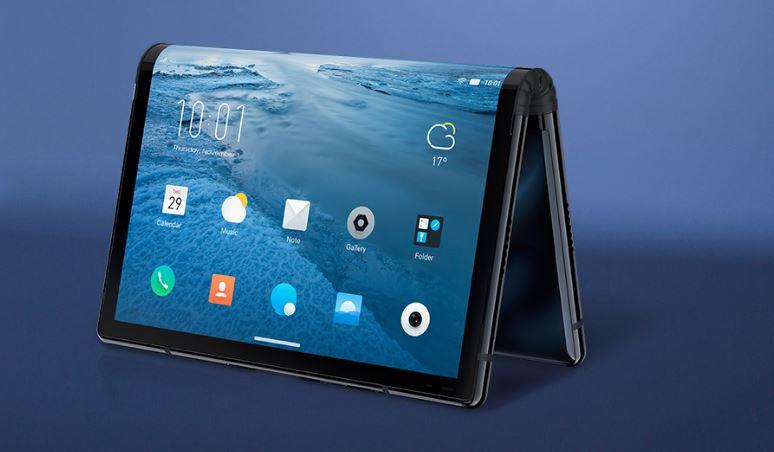 Samsung Infinity Flex: finalmente svelato lo smartphone pieghevole
