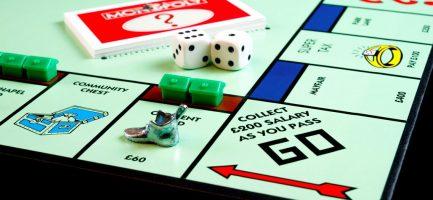 Il Monopoli è fonte di furenti liti familiari. William Warby