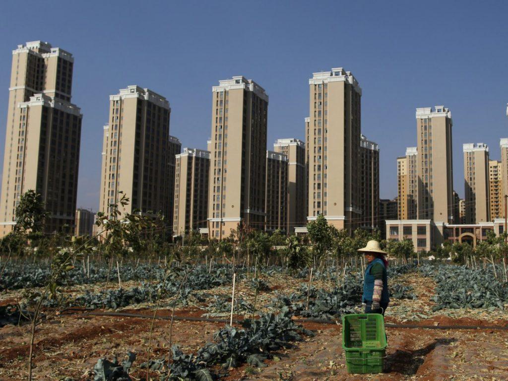 Un quinto degli appartamenti in Cina è abbandonato. Un'occhiata alle 'città fantasma' cinesi