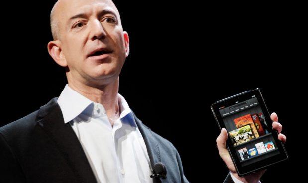 Ecco perché Jeff Bezos ha deciso di vendere libri come prima cosa su Amazon