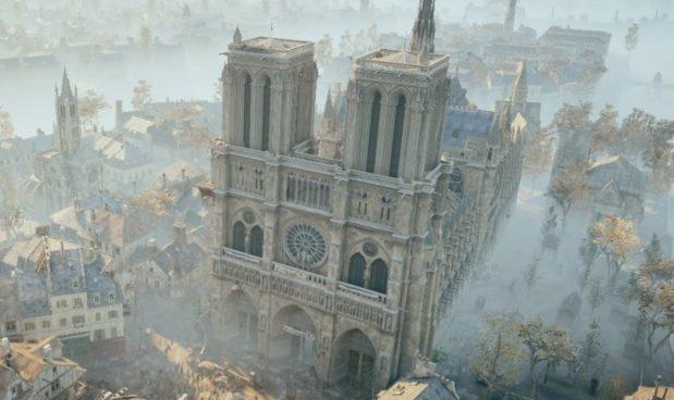 Ecco perché il videogame Assassin's Creed potrebbe essere fondamentale per la ricostruzione di Notre-Dame