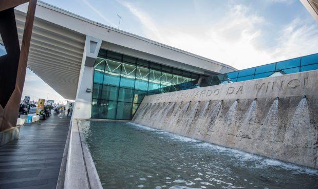 Risultati immagini per fiumicino aeroporto foto