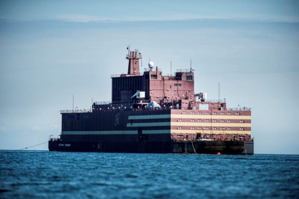 Perché Putin Ha Spedito Una Centrale Nucleare Galleggiante