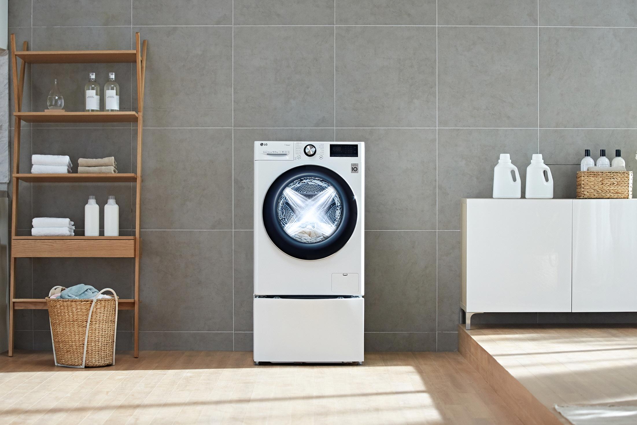 LG AI DD Washing Machine