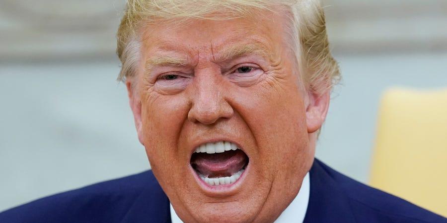 Trump Niinisto