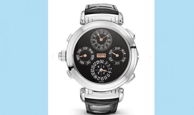 Venduto in Svizzera l'orologio più costoso del mondo: 28 milioni di euro