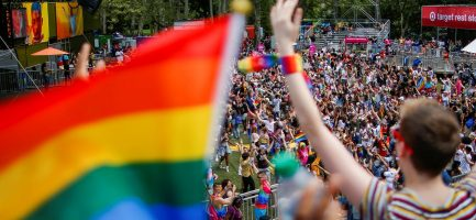 Anniversario della rivolta di Stonewall a New York. Reuters