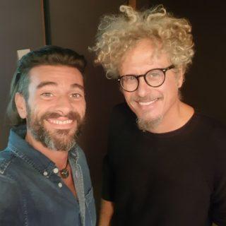 Niccolò Fabi e Giancarlo Cattaneo