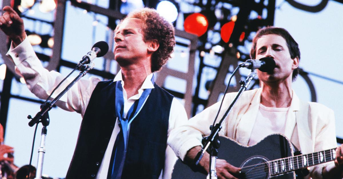 Paul Simon e Art Garfunkel