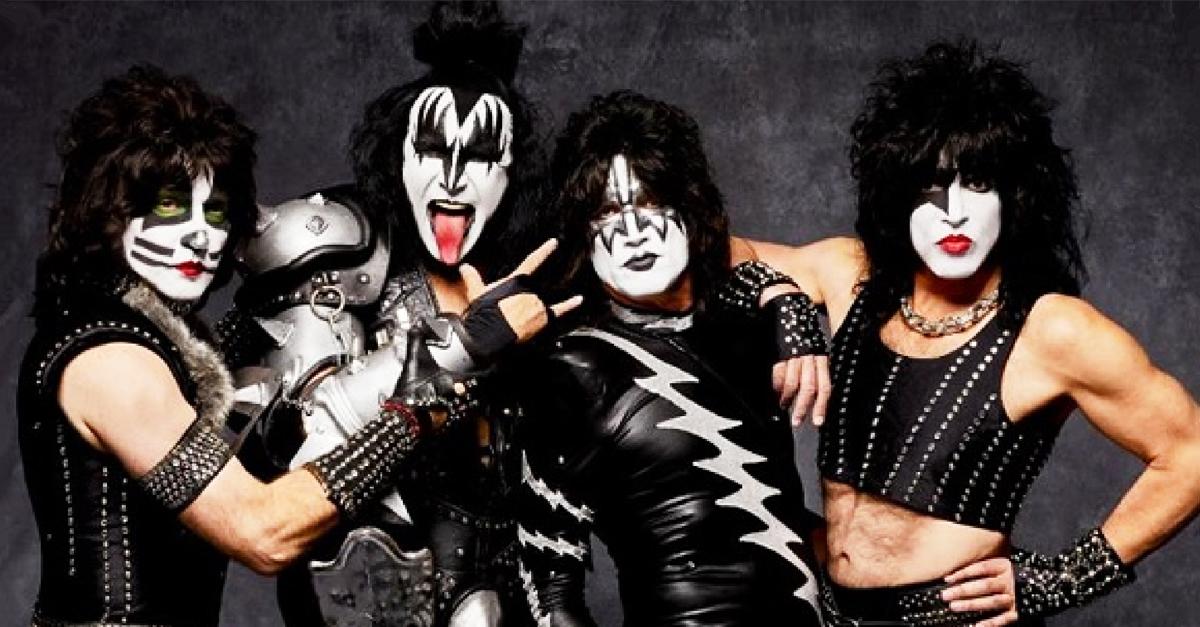 La band Kiss