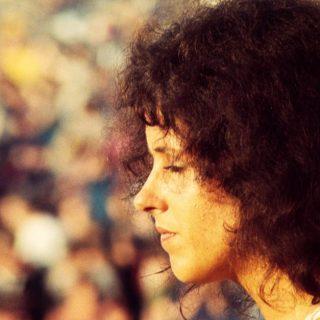 Grace Slick (Jefferson Airplane) at Woodstock