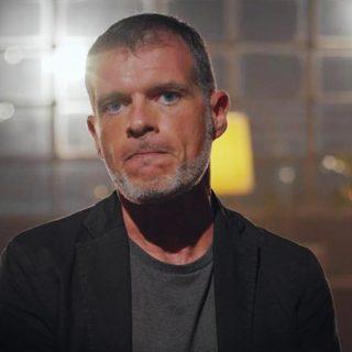 L'attore e scrittore Stefano Massini