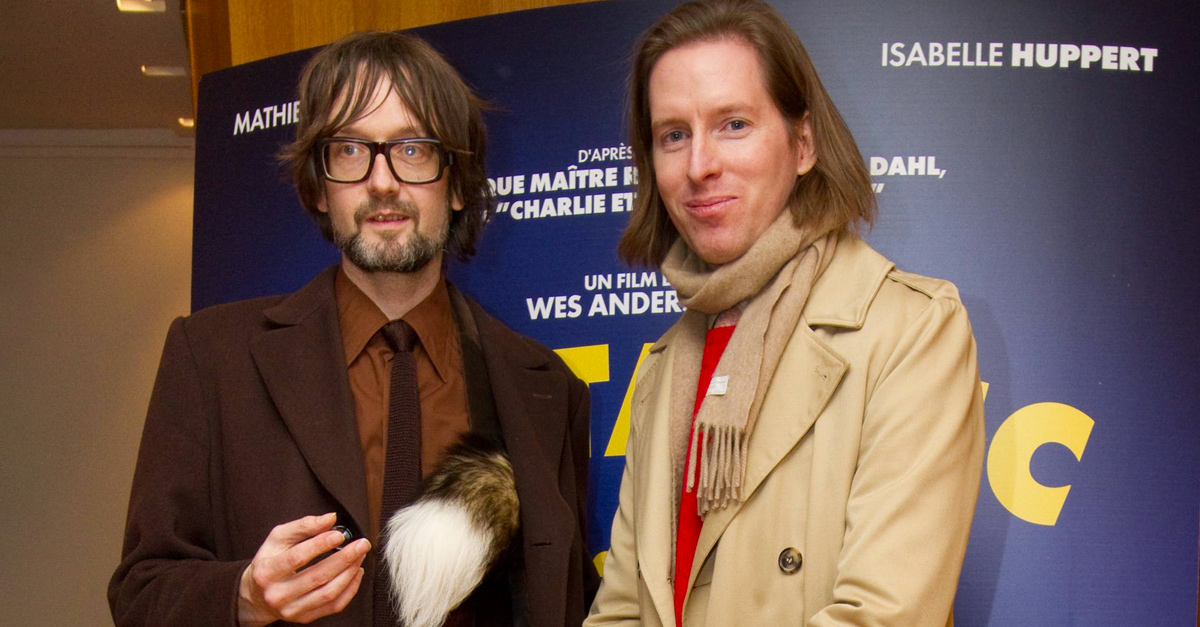Jarvis Cocker e Wes Anderson