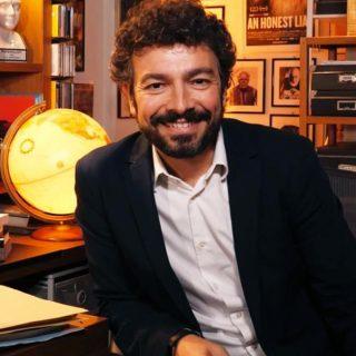 Massimo Polidoro, segretario e cofondatore del CICAP