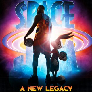 Space Jam locandina