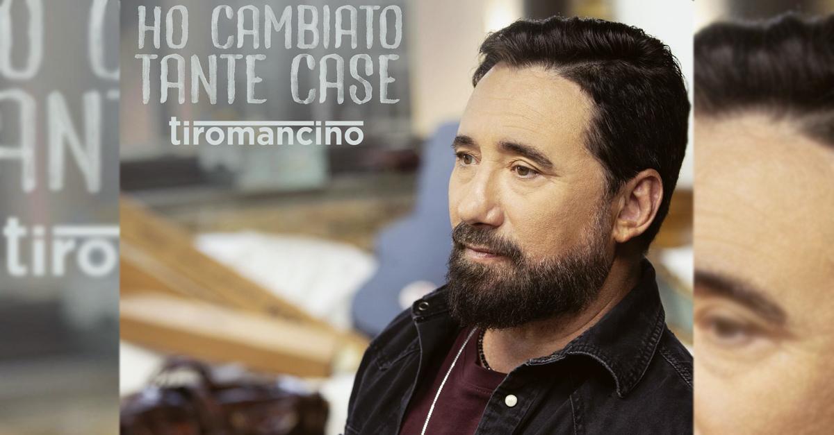 Tiromancino, album cover 2021