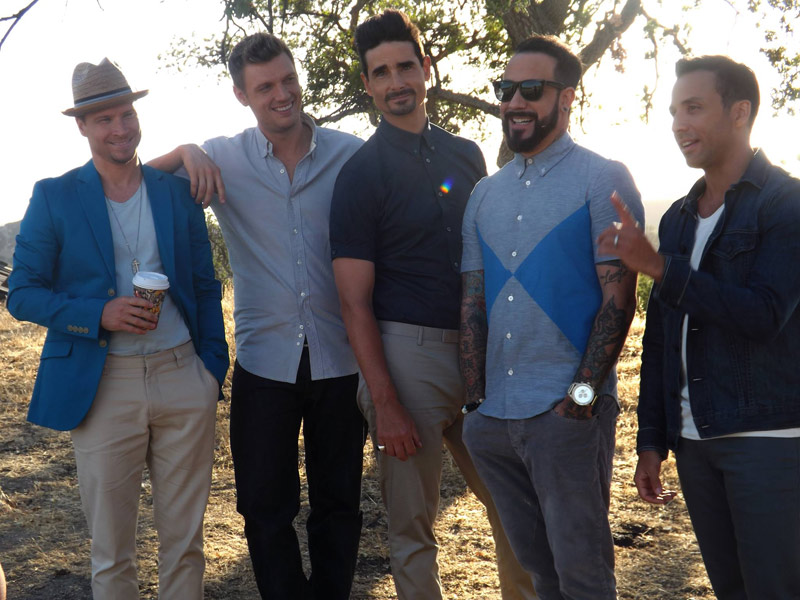 Backstreet Boys, nuovo video