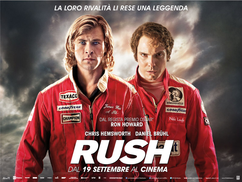 Rush, il film