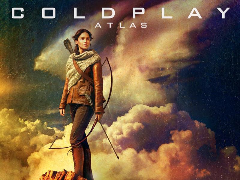 Coldplay, il nuovo singolo per 'The Hunger Games'