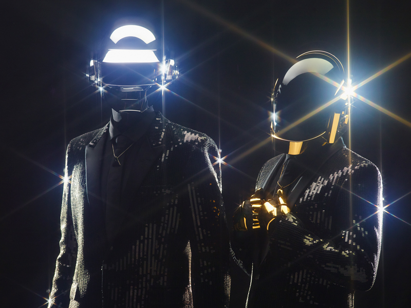 "Daft Punk, il video di ""Lose Yourself to Dance"""