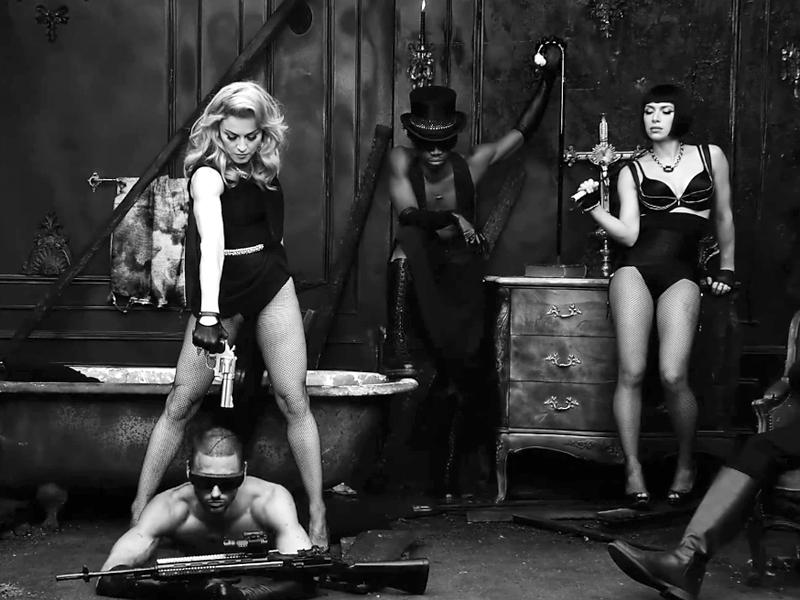 Madonna, online il docu-film contro il femminicidio