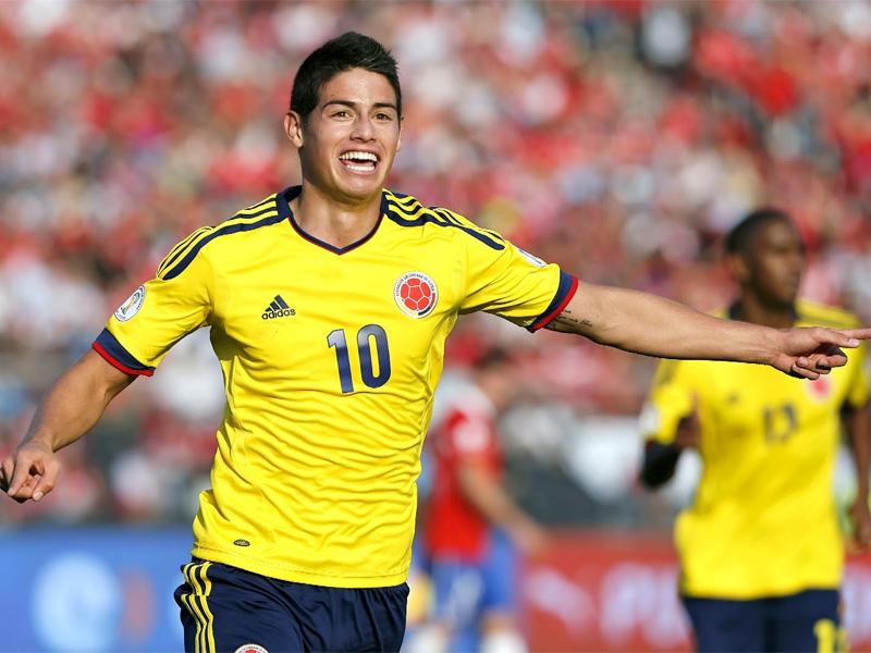 Colombia vs Ecuador – Un gol lungo 31 secondi