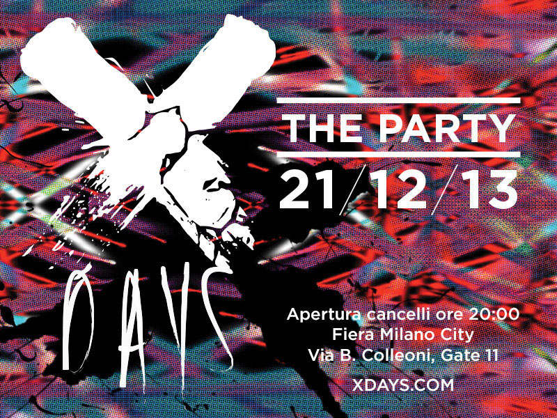 X Days -The Party
