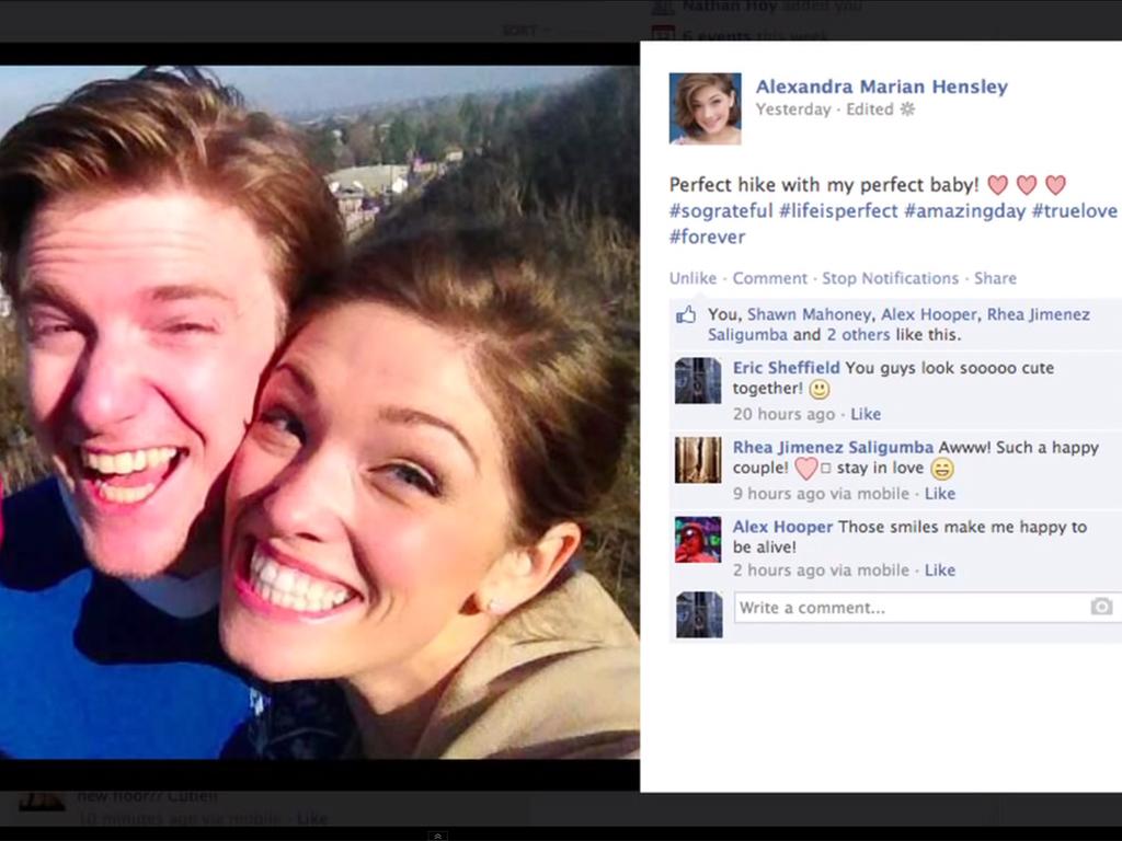 Coppie felici sui social: la verità dietro ai selfie