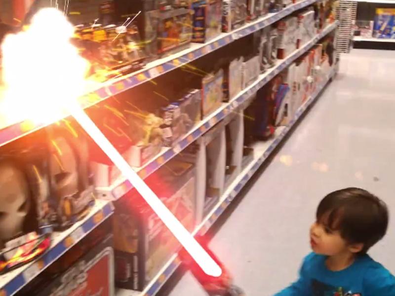 Action Movie Kid: il bambino con i superpoteri