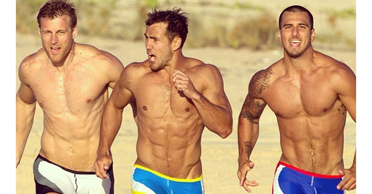 I ragazzi più hot dell'estate sono tutti in questo profilo Instagram