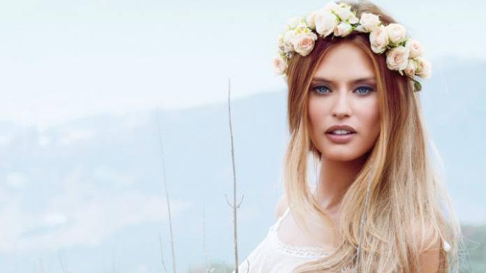 La copertina. Bianca Balti, sexy hippy per Playboy Usa