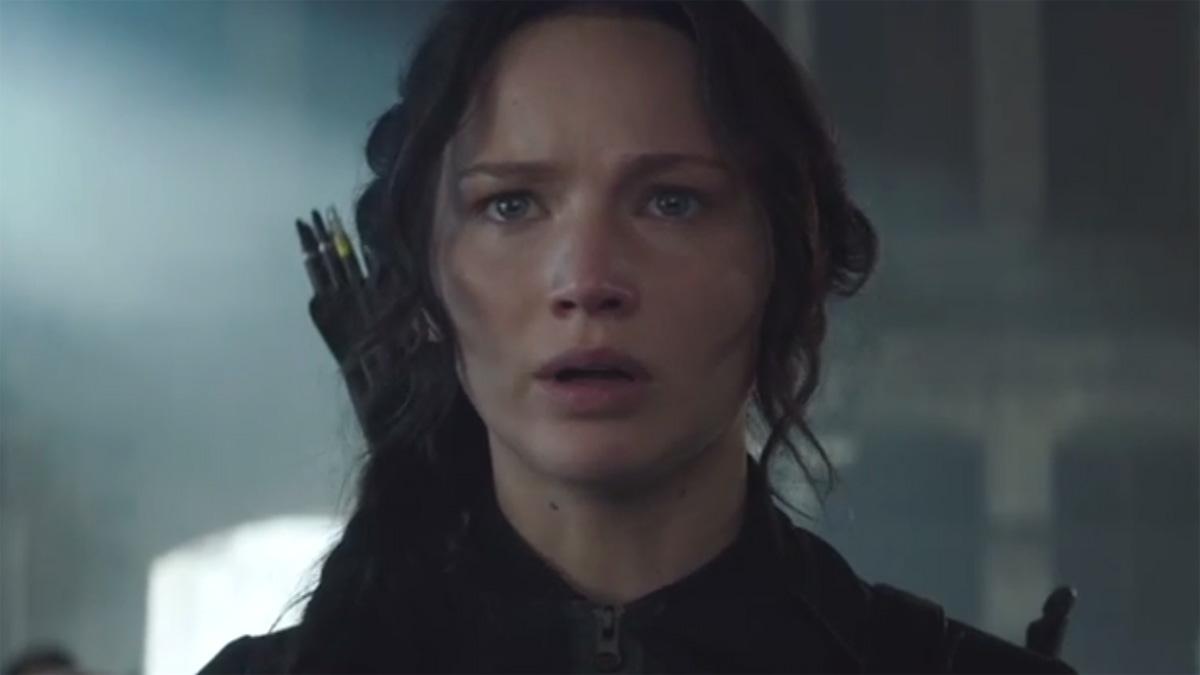 Hunger Games: Il Canto della Rivolta. Il trailer con Jennifer Lawrence e Philip Seymour Hoffman