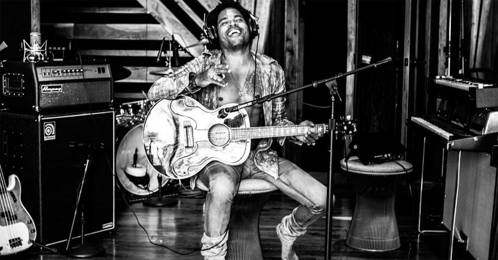 Lenny Kravitz, a tutto Sex: ecco il nuovo singolo