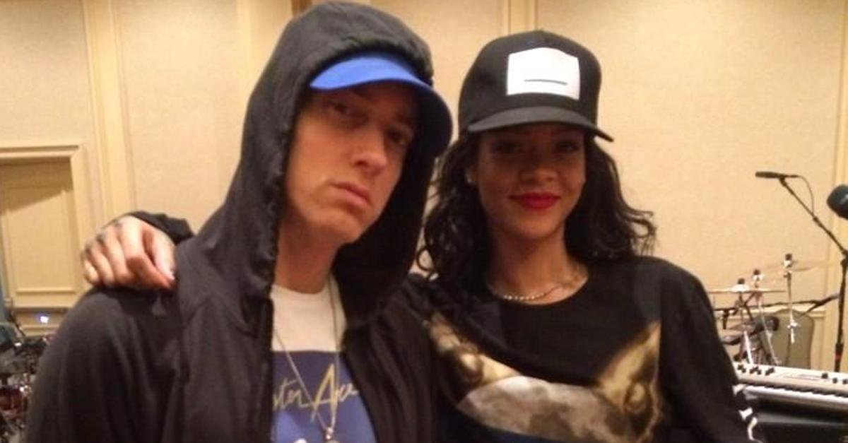 Eminem e Rihanna ancora insieme, sorpresa al Lollapalooza
