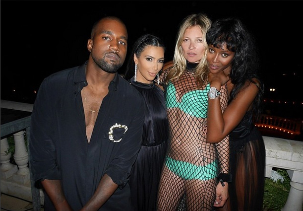 Ibiza. Nella rete di Kate Moss con Kim a Naomi
