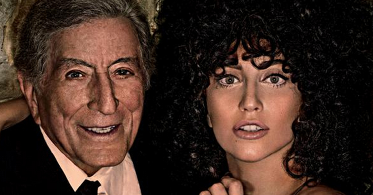 Lady Gaga in jazz: secondo singolo con Tony Bennet