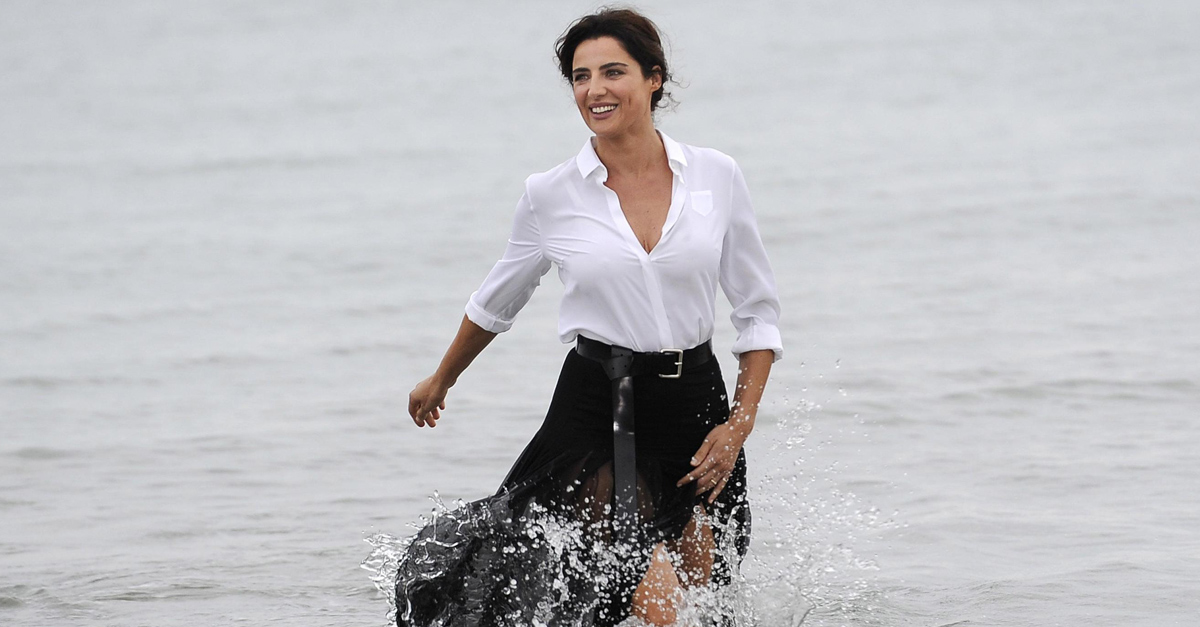 Venezia, Luisa Ranieri madrina della Mostra del Cinema