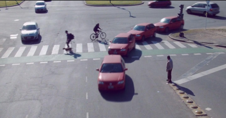 Se il traffico vi rende nervosi significa che non avete mai visto questo video