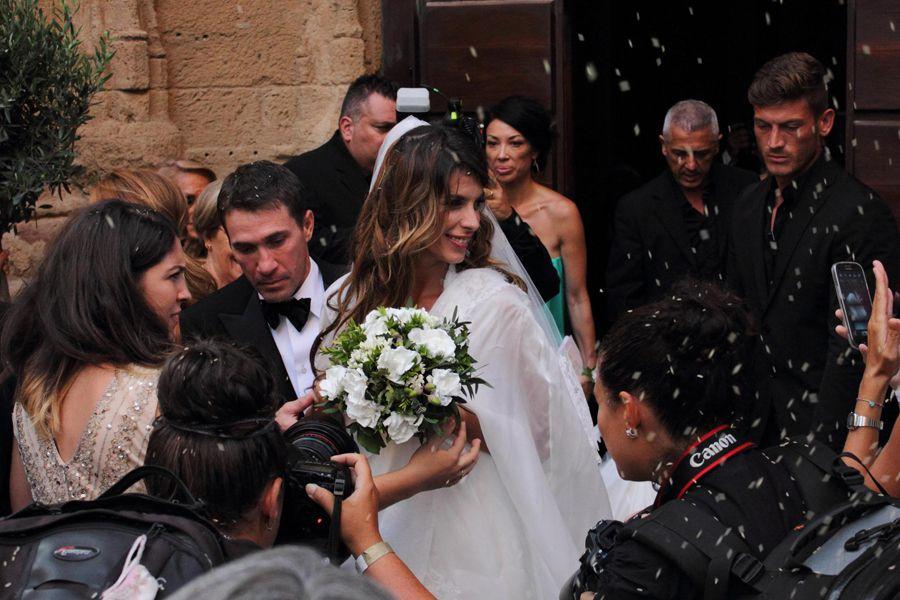Elisabetta Canalis: le foto del matrimonio  Radio Deejay