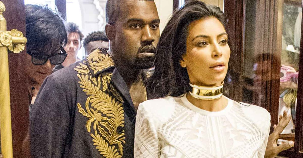 Kim Kardashian 'attaccata' dal molesta-star Vitalii Sediuk