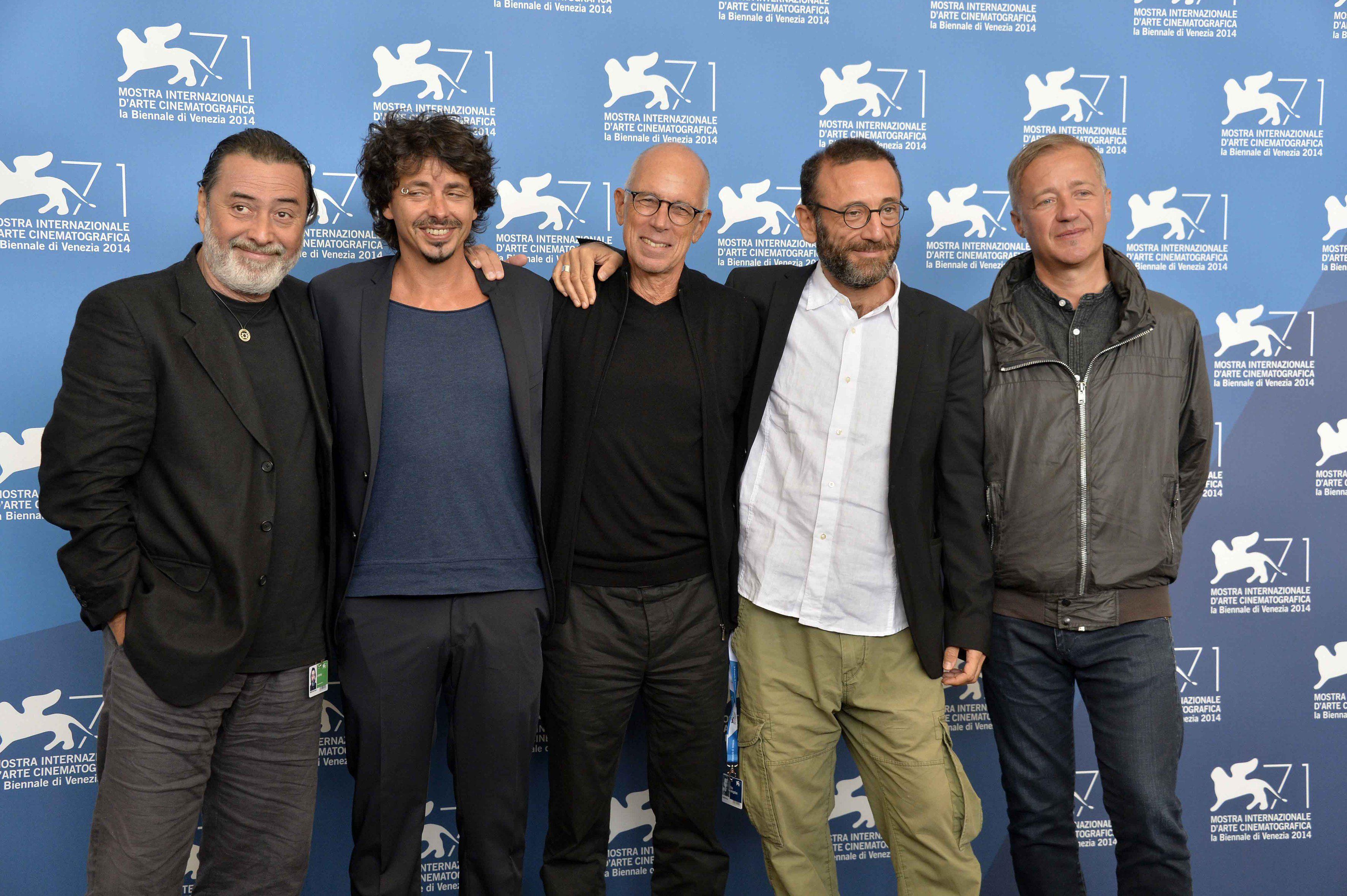 Venezia 71, #Deproducers  firmano la colonna sonora del film di Salvatores