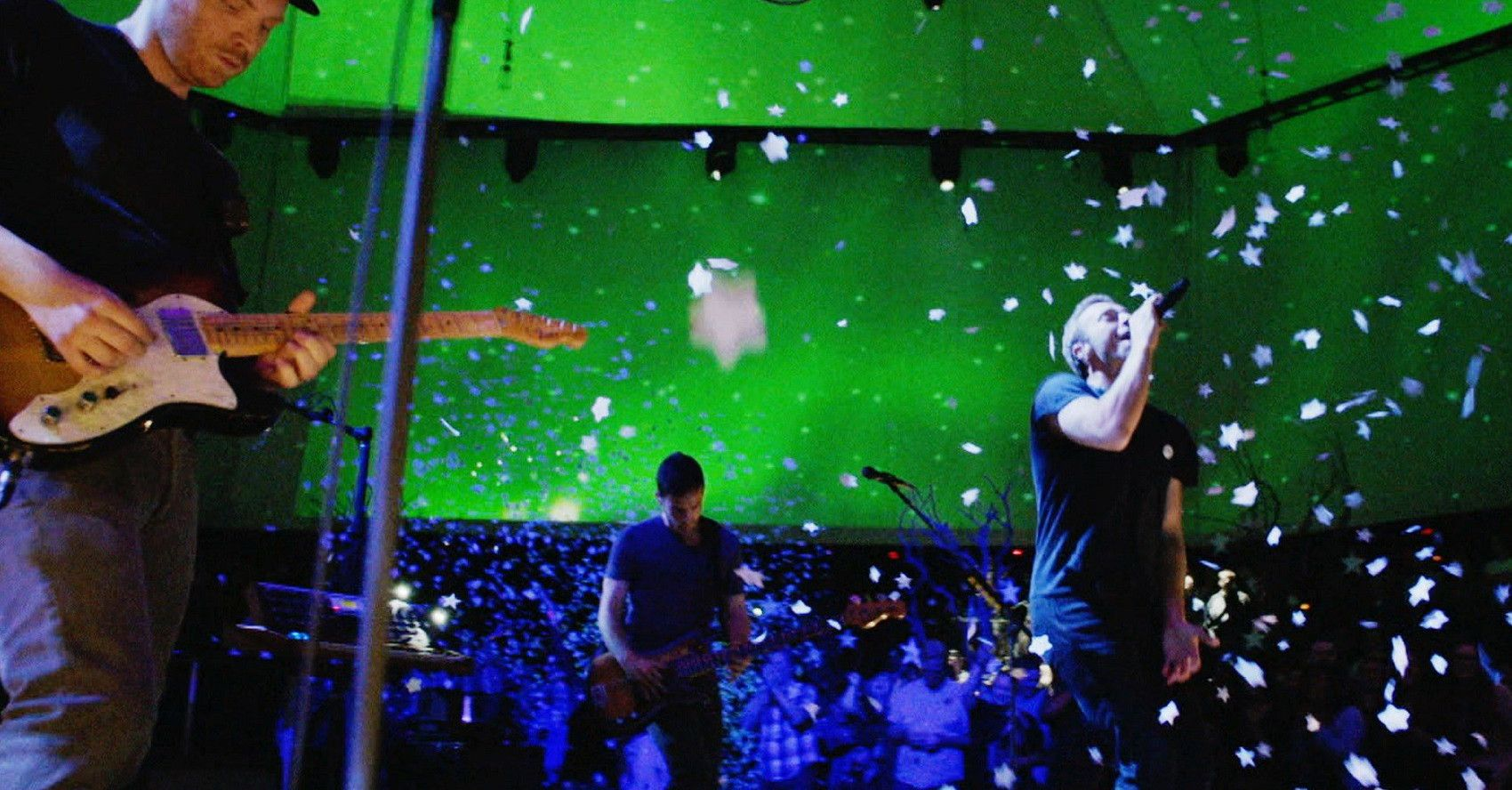 "Coldplay, a novembre il film ""Ghost stories live 2014"": il trailer della performance ""segreta"" della band"