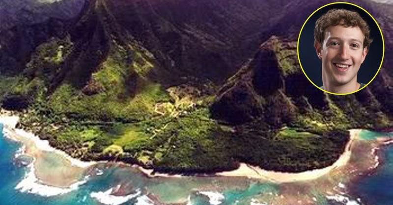 Shopping per Mark Zuckerberg, 100 milioni di dollari per un pezzo di Hawaii