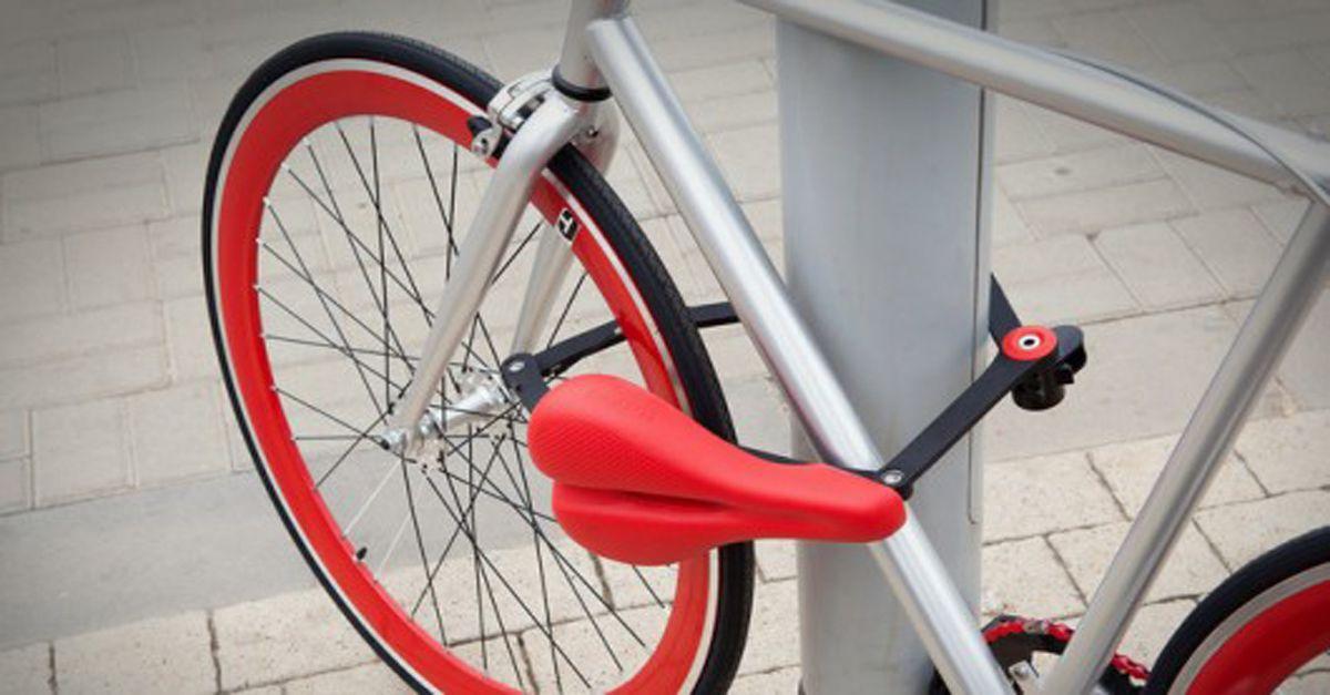 Vi hanno mai rubato la bicicletta? E il sellino? Con Seatylock salvate entrambi