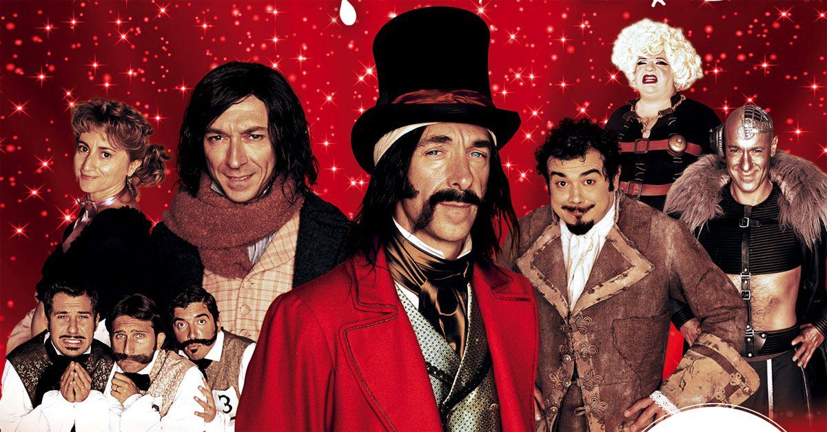 """""""Natale a casa Deejay"""": il cofanetto con il film e tutte le canzoni di Natale di Radio Deejay"""