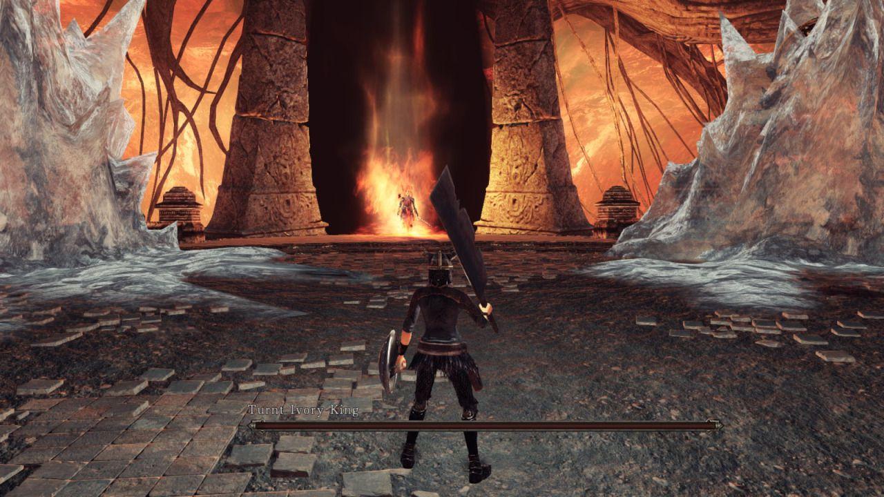 Il trailer di Dark Souls II