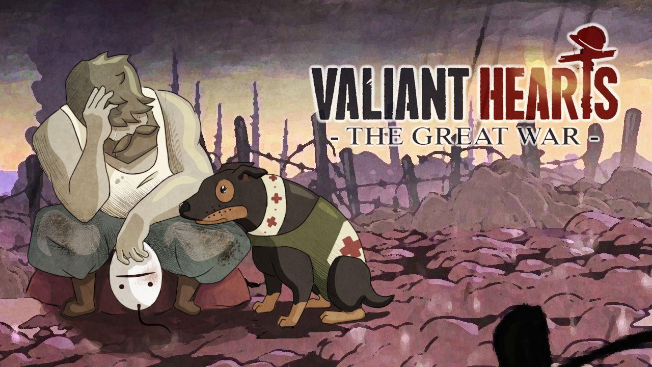 Il trailer di VALIANT HEARTS: THE GREAT WAR