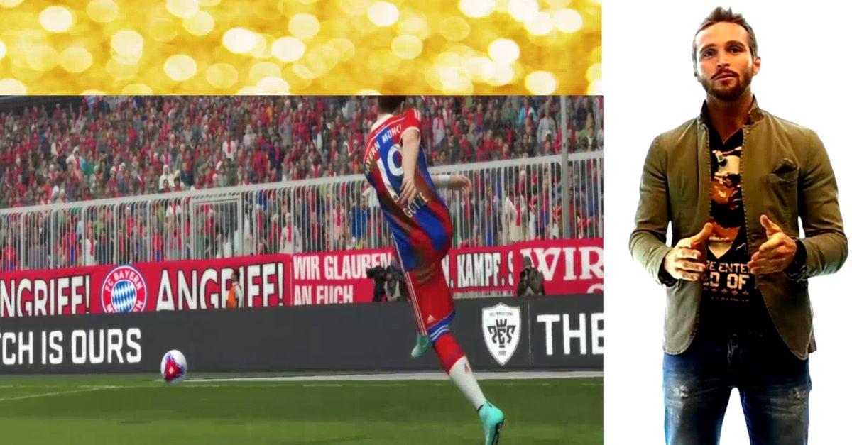 Premio Drago D'Oro: Da Fifa a Pes, ecco i videogiochi sportivi più forti dell'anno